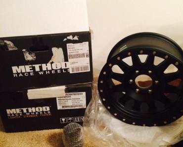 Method wheels for sale
