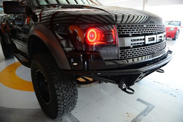 ford raptor for sale   low miles on this one