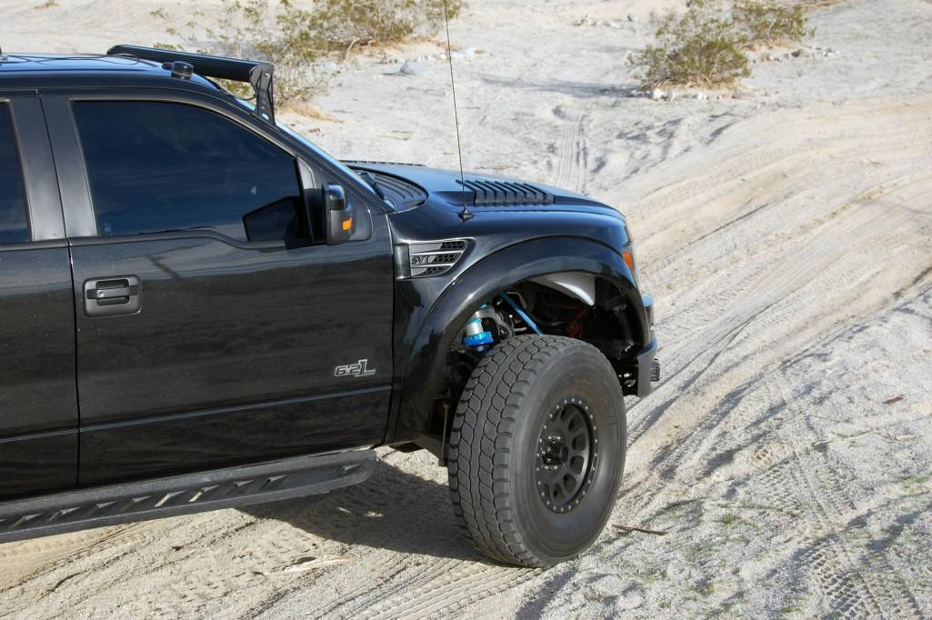 Ford Raptor 2x2 Fenders